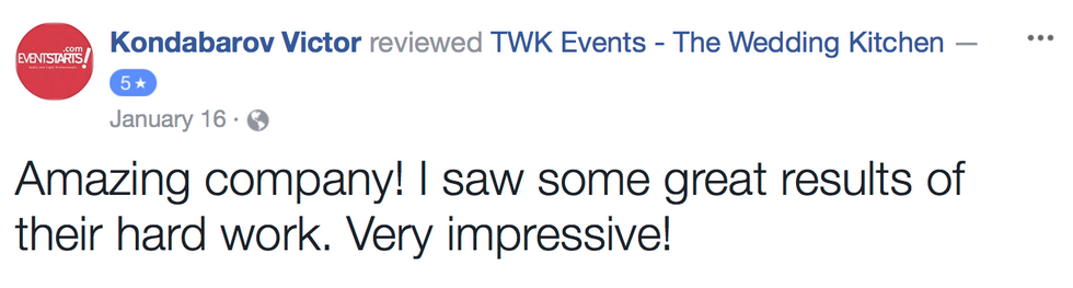 TWK Review | Woodbridbe NJ DJs