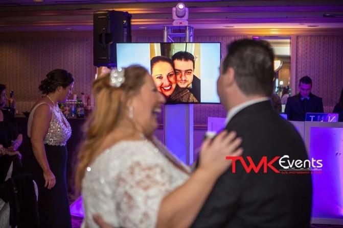 NJ Wedding DJ - Pines Manor Wedding