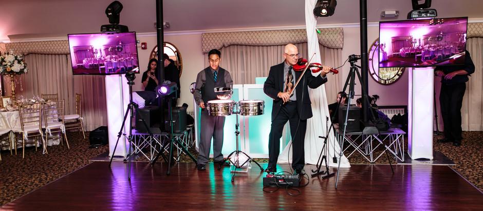 Wedding DJ - NJ wedding @ Skylands NJ.
