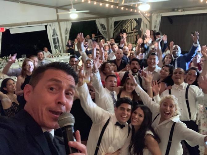 NJ Wedding DJ   Latin wedding specialist