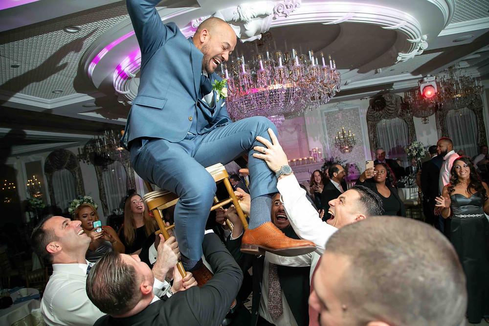 Wedding in Berlin NJ. DJs in Berlin by TWK Events.