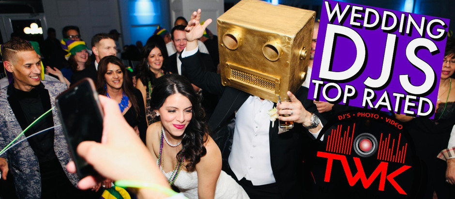 DJs in Totowa NJ | Totowa Wedding DJ by TWK Events.