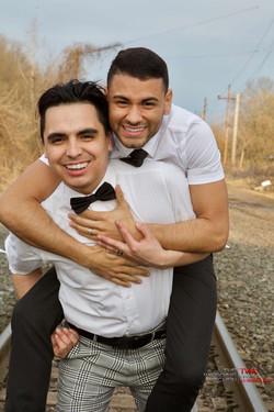 NJ same sex wedding