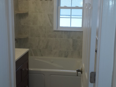See this new bathroom remodel in Union NJ.
