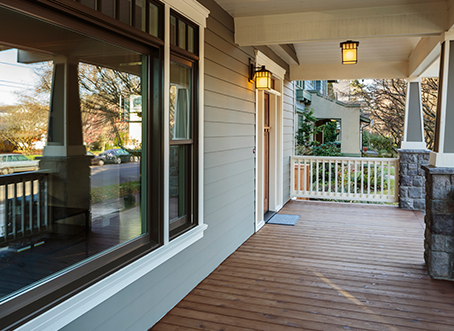 Deck and porch | Tristate Remodelers