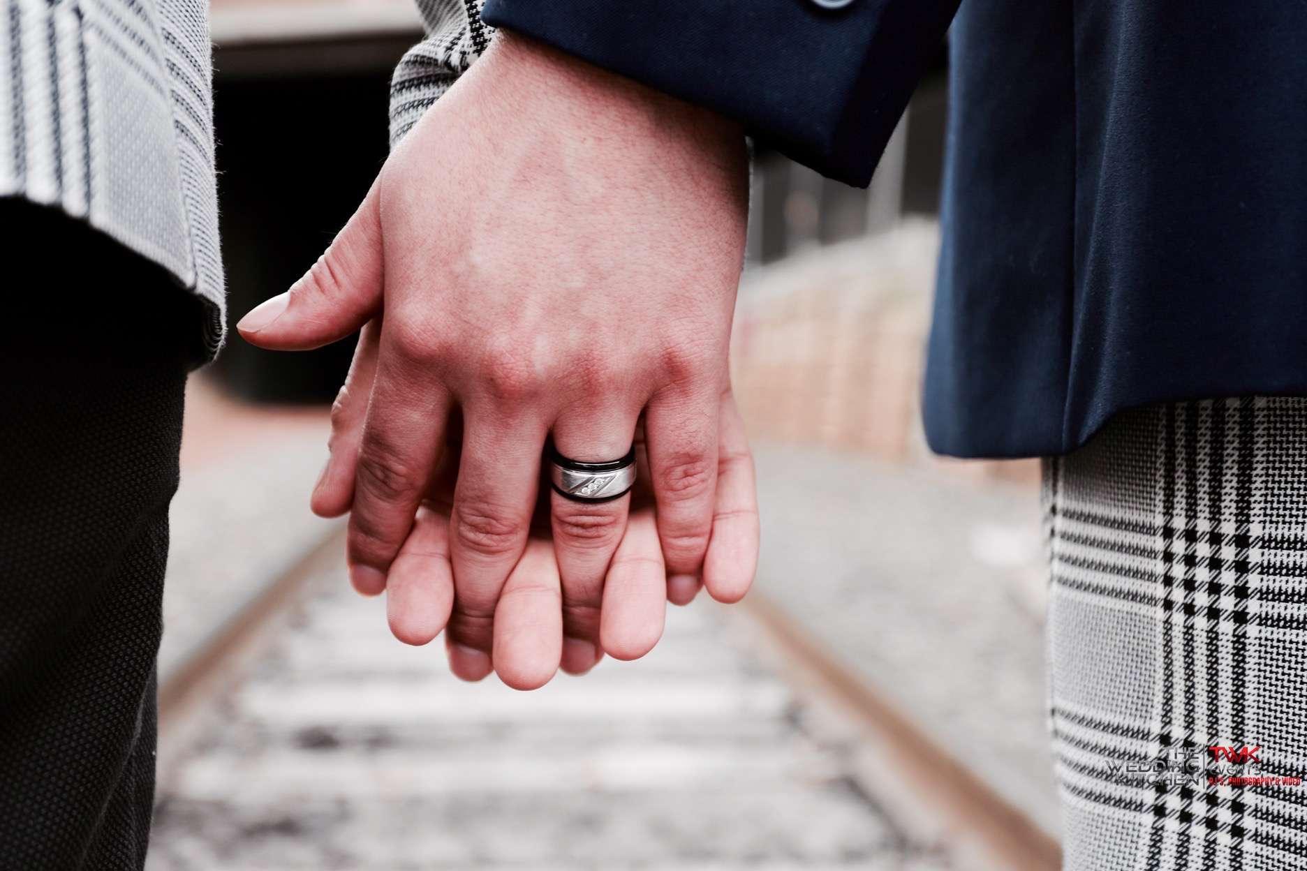 LGBT wedding photographer | TWK Even