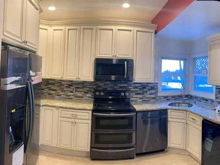 Kitchen makeover | Contractor in NJ- Tristate Remodelers