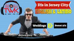 DJ in Jersey city