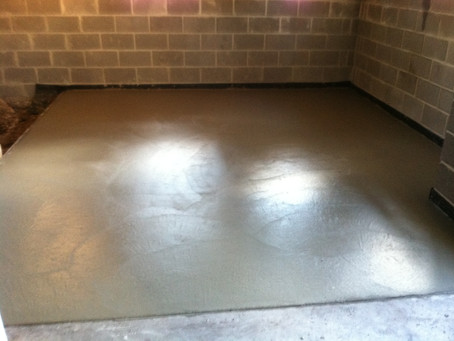 Basement water proofing - Flooding?