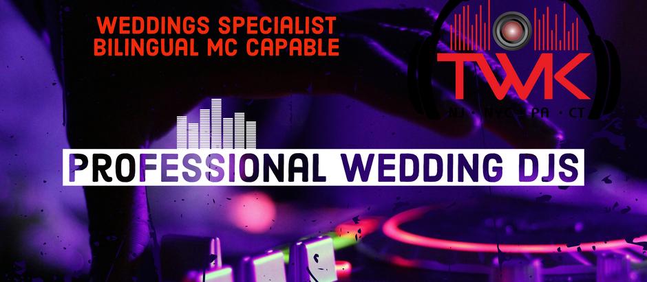 Wedding DJ Paterson NJ ~ Hudson Valley Wedding DJ Check It Out!
