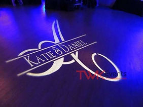 Gobo spot light - NJ DJs