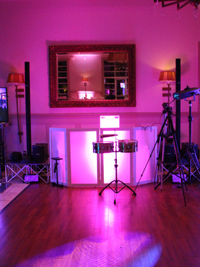 Platinum Bose DJ Set-up