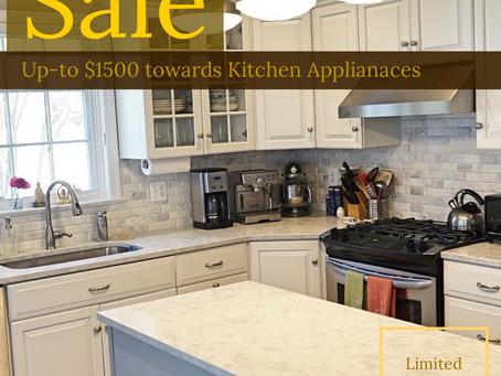 $1500 bonus | Kitchen Remodel  | NJ Tristate Remodelers