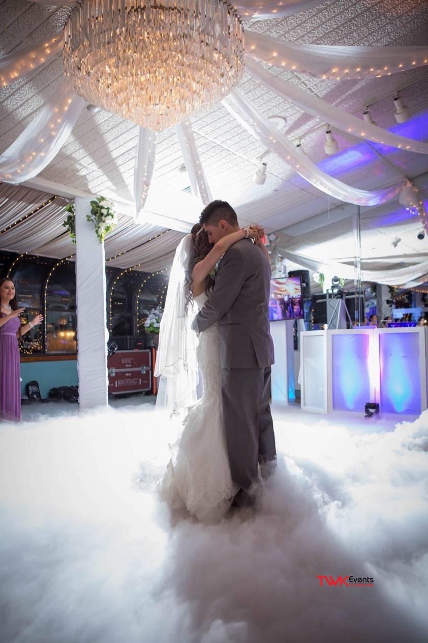 NJ Latin wedding dj