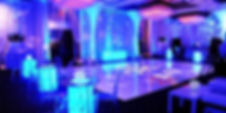 TWK Events - NJ Wedding dj - Up-lighting
