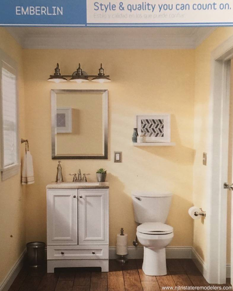 NJ bathroom Remodelers - Tristate