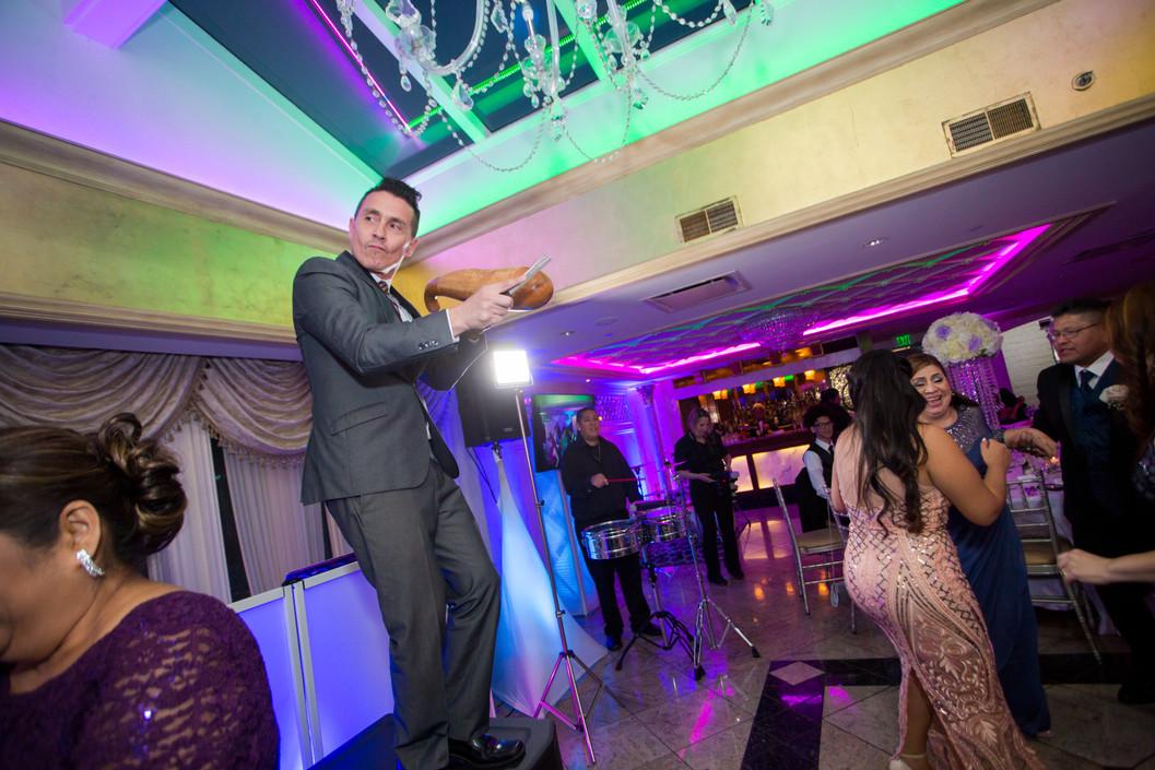 Latin Wedding DJ   TWK Events