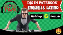 DJ in Paterson NJ | Wedding DJs Paterson NJ