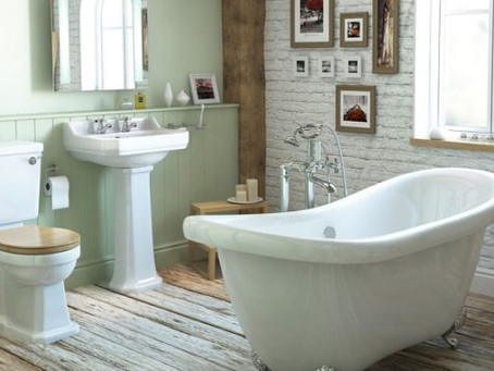 New Bathroom | NJ Contractor