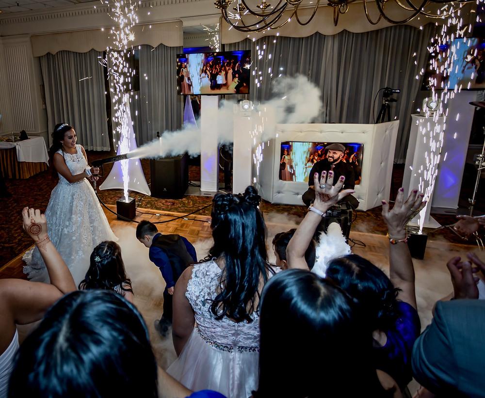Wedding DJ's @ TWK Events and NJ Bride