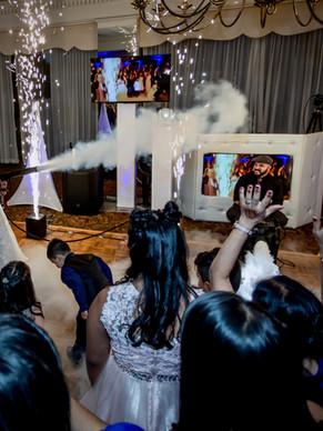 NJ Wedding DJ | Top Wedding DJs|CO2 and Bride