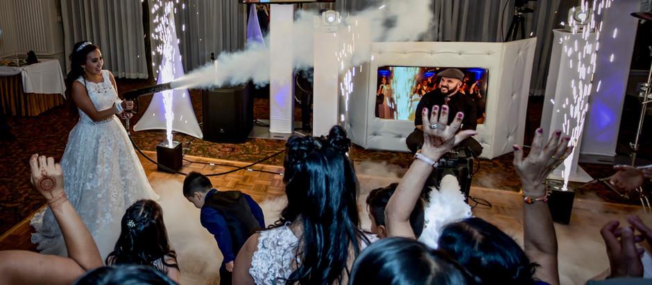 NJ Wedding DJs - By TWK Events - Making Weddings Memorable with Quality Wedding Organization Skills.