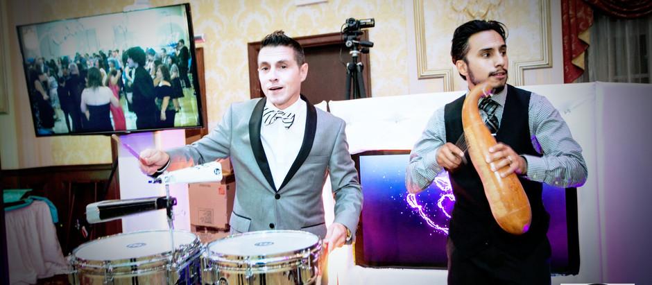Latin DJ & MC | Bilingual Spanish and English wedding entertainment - Wedding advise.