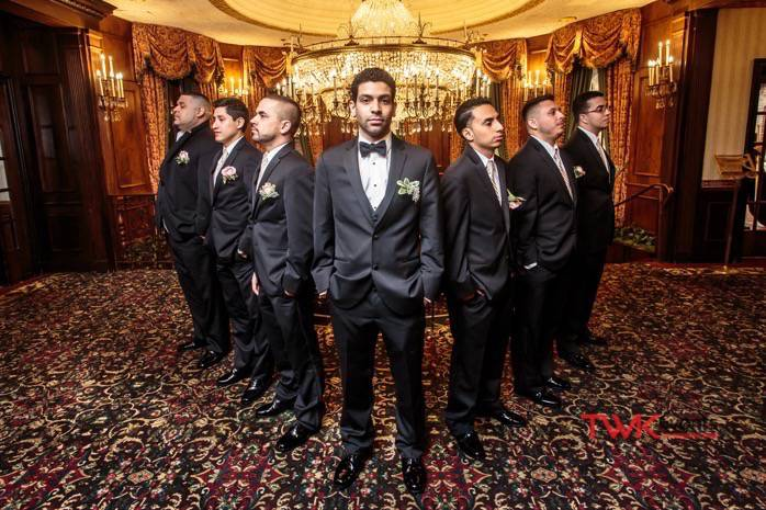 NJ wedding photographer - TWK Events