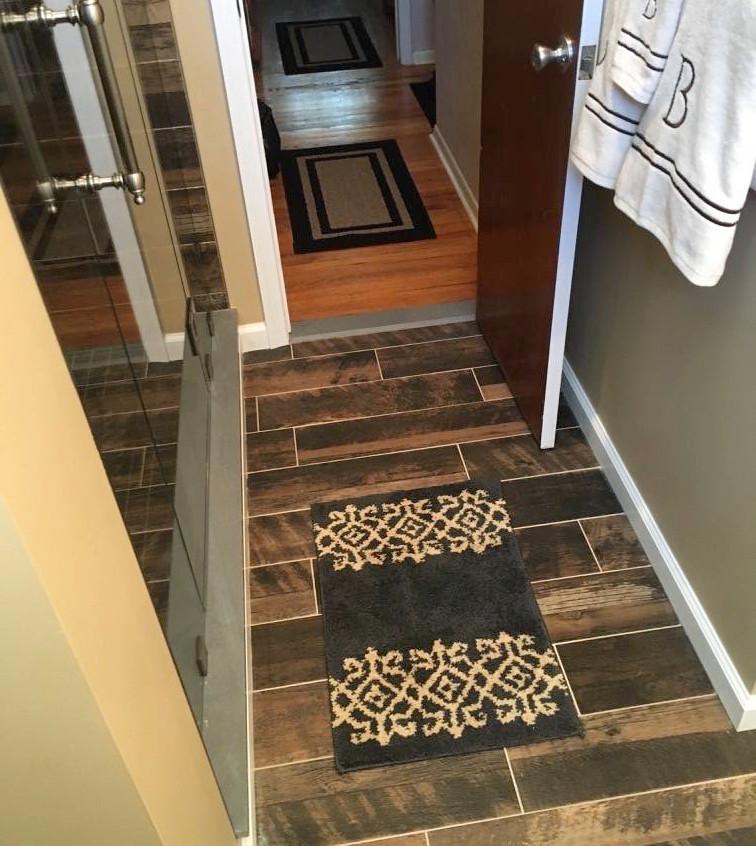 NJ bathroom remodel