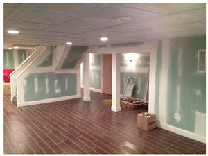 Contact us for your finished basement