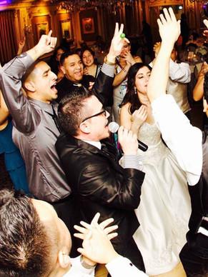 NJ Wedding DJ | Top Wedding DJs | MC interaction