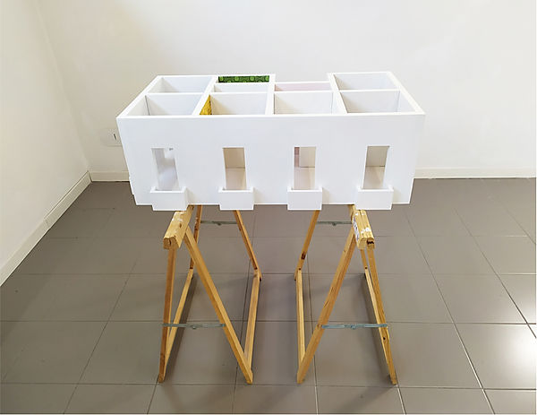 Prima Casa-2018-struttura in legno dipin