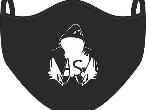 Black-ASP-Face Mask