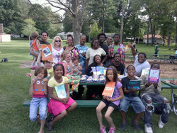 Story Time At The Park