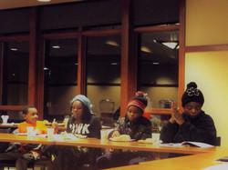 Family Participates in WBK Forum