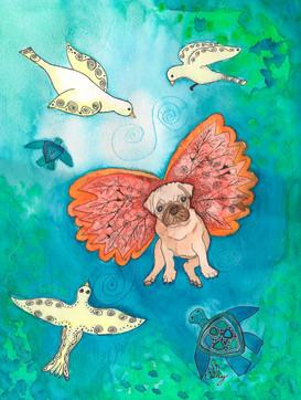 Fairy Pug
