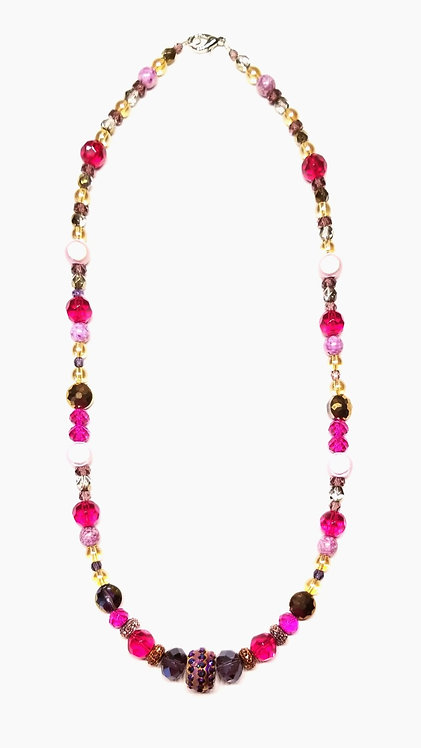 Berry Candy Necklace