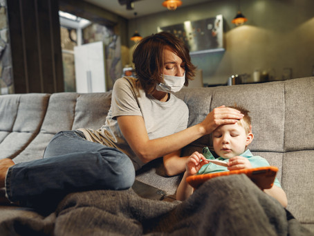 Dealing With a Child's Fever: A Guide for First-Time Parents