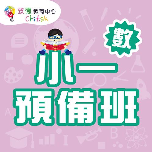小一數學預備班—網上課程(14堂/55分鐘)
