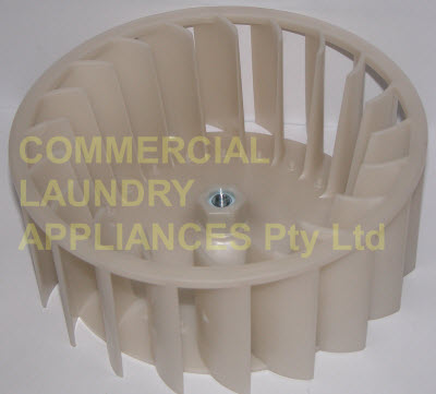 Impeller - Dryer - Kleenmaid - Speed Queen