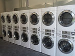 cashless laundry equipment