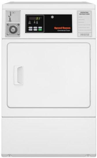 Speed Queen Electric Dryer Model SDENXA