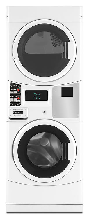 Maytag stacked washer dryer non coin