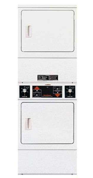 SSEMNA Speed Queen Stack Electric Dryer