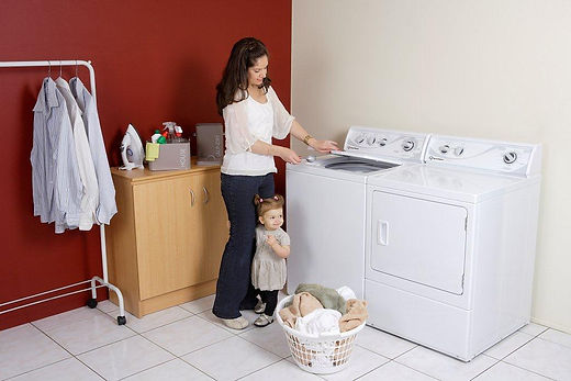 Speed Queen AWN552 Washer and ADETR Dryer