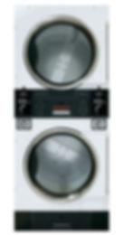 Speed Queen Gas Dryer stack