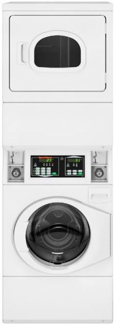 Speed Queen Stack Washer /Electric Dryer
