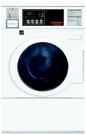Coin washing machines