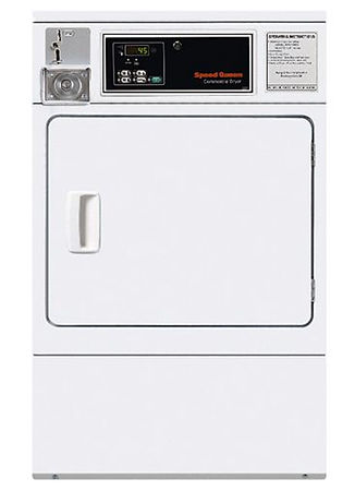 Speed Queen Electric Dryer Coin Operated SFEX07