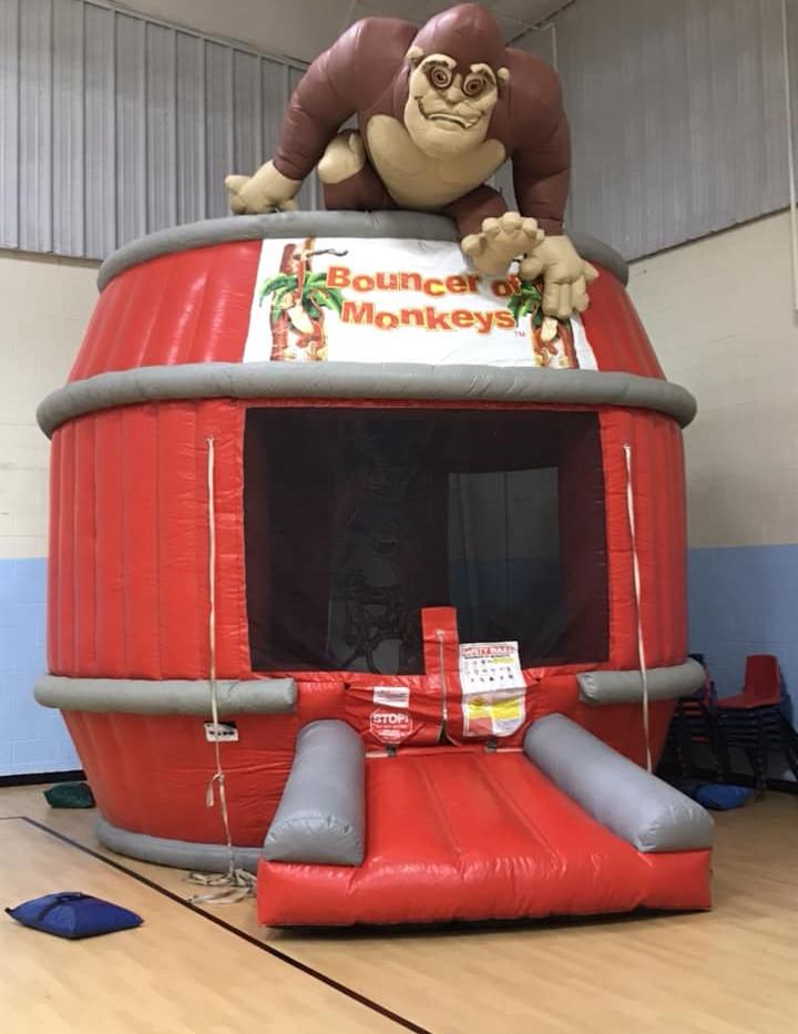 King Kong Bounce Around